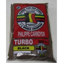 Van den Eynde Turbo Zwart