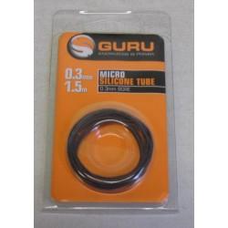 Guru Micro Silicone tubing