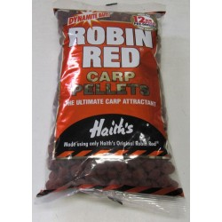 Dynamite Robin Red Pellets Drilled