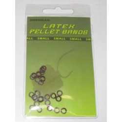 Drennan Latex Pellet Bands Brown