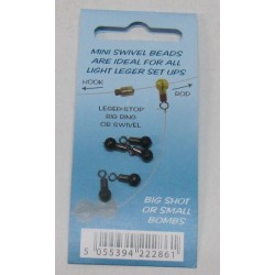 Drennan Swivel Beads
