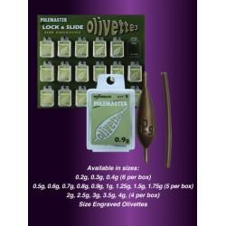 Drennan Lock & Slide Olivettes