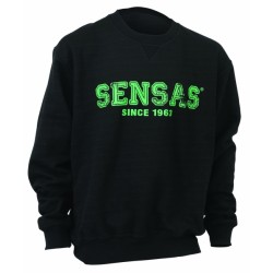 Sweater Sensas Challenge Zwart