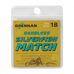 Drennan Silverfish Match
