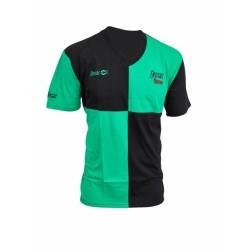 T-Shirt Harlequin Groen & Zwart