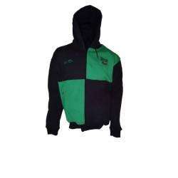 Vest Harlequin Zwart & Groen