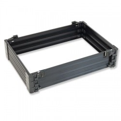 Rive Tray verhoger 90 mm zwart