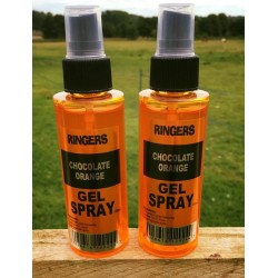 Ringers Choclate Orange Gel Spray