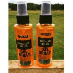 Ringers Choclate Orange Gel Spray