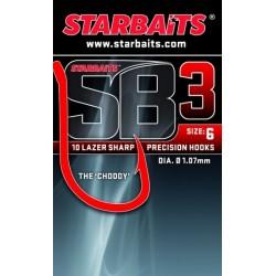 Starbaits Hooks SB3