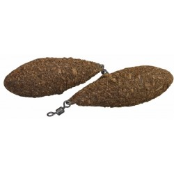 Starbaits Long Distance Muddy Brown Swivel Lead