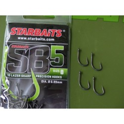 Starbaits SB5 Barbless Hooks