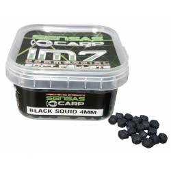 IM7 SOFT PELLETS BLACK SQUID 4MM