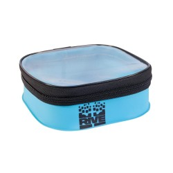 Rive EVA Accessory Case Aqua