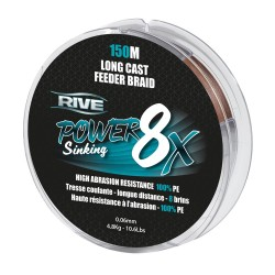 Rive Power Sinking Feeder Braid