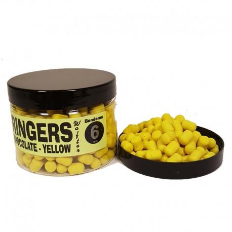 Ringers Choclate Yellow Mini