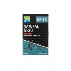 Preston Natural N20