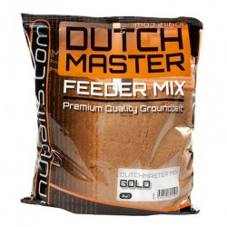 Sonubaits Dutch Master Feeder Mix Gold