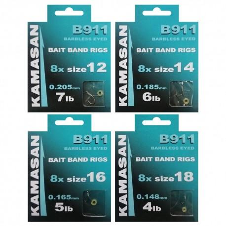 Kamasan B 911 Bait Band Rigs
