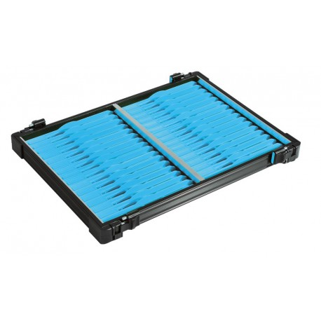 Tray Black with 32 winders 19 cm