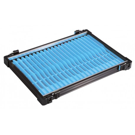 Tray Black with 22 Winders 26 cm