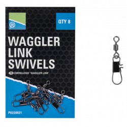 Preston Waggler Link Swivel