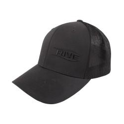 Rive Flexfit Cap Black Mesh