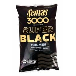 Sensas Super Black, Bremes