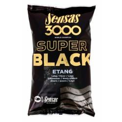 Sensas Super Black Etang