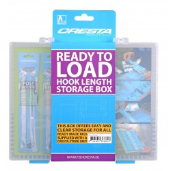 Cresta Ready to load Hooklength Storage Box
